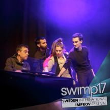 MD-ing a non-spoken instructor show @ SWIMP17 (Sweden)