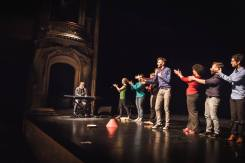 Performing with Caque @ GIF2016, Ghent