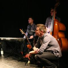 Performing with RIOT, Leuven, 2015