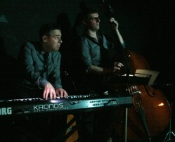 Performing with RIOT, Ghent, 2016