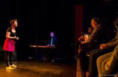 Performing with SWIEP, 2015, Leuven